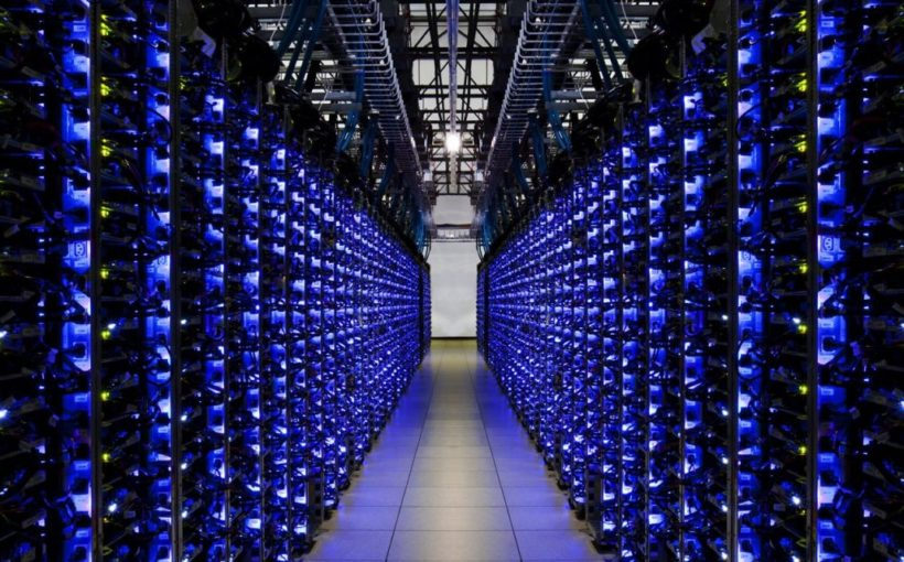 The Data Centre Arms Race - Causes